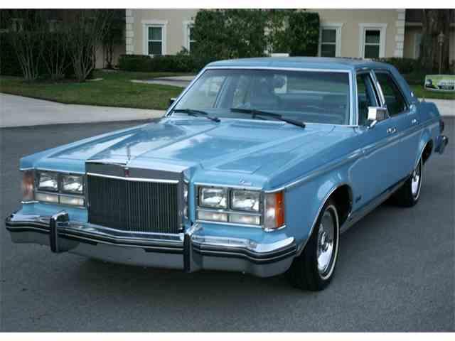 1977 Lincoln Sedan | 1043518