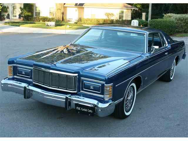 1976 Mercury Marquis | 1043522