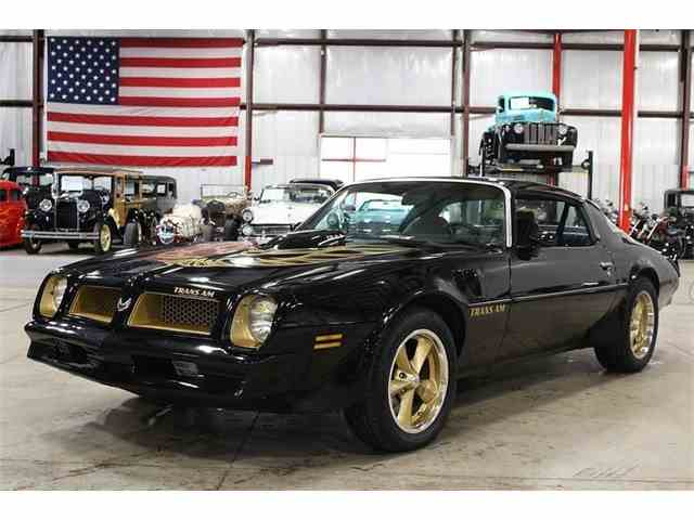 Picture of '76 Firebird - MD6V