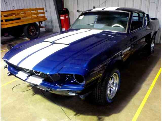 1967 Ford Mustang | 1043531