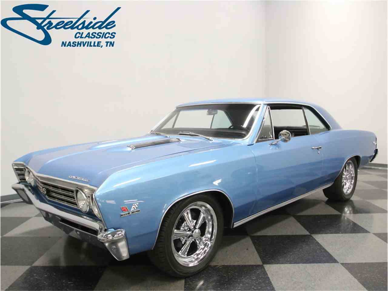 Large Picture of Classic '67 Chevelle SS - $44,995.00 Offered by Streetside Classics - Nashville - MD75