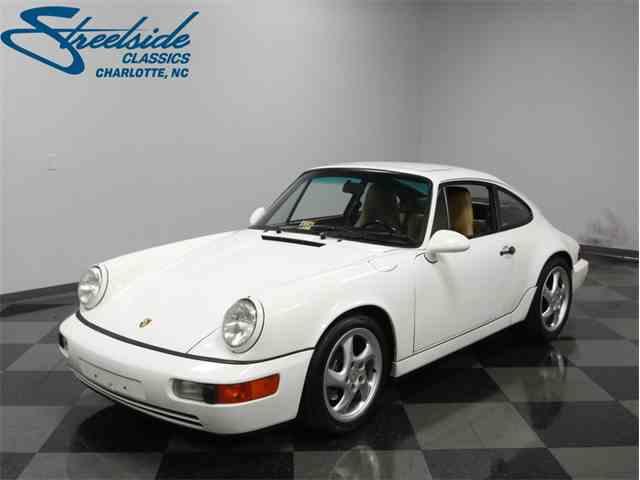 1993 Porsche Carrera   1043539
