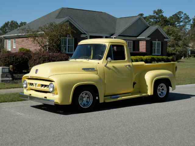 1953 Ford F100 | 1040354