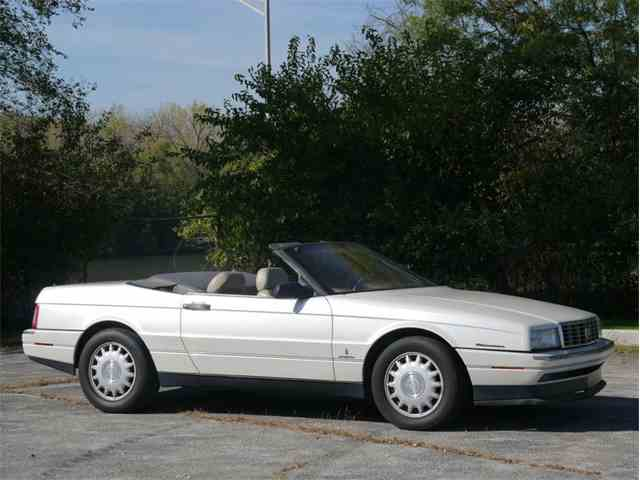 Picture of '93 Cadillac Allante - $14,900.00 Offered by Midwest Car Exchange - MD78
