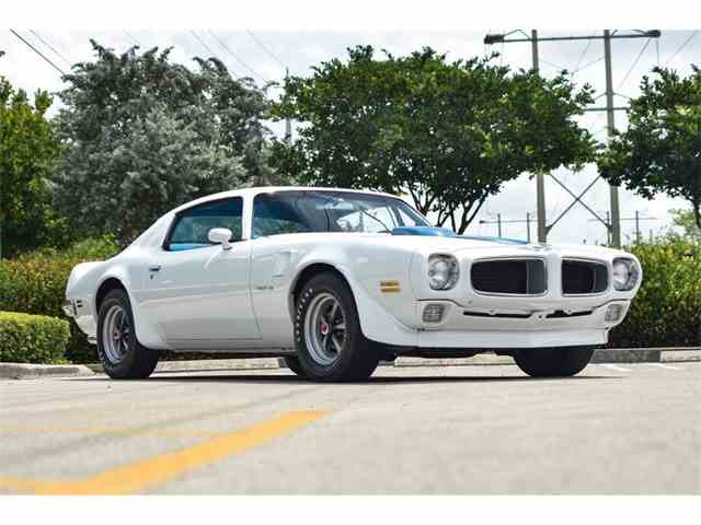 1970 Pontiac Firebird Trans Am | 1043544