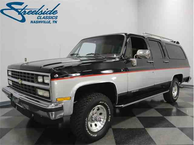 1989 Chevrolet Suburban | 1043545