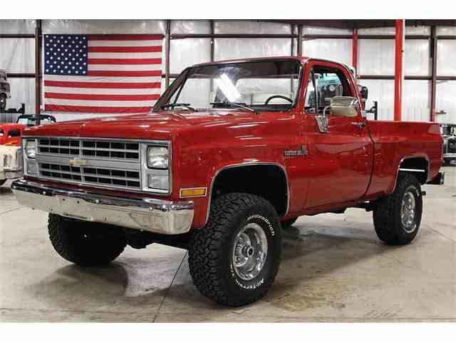 1986 Chevrolet K-10 | 1043548
