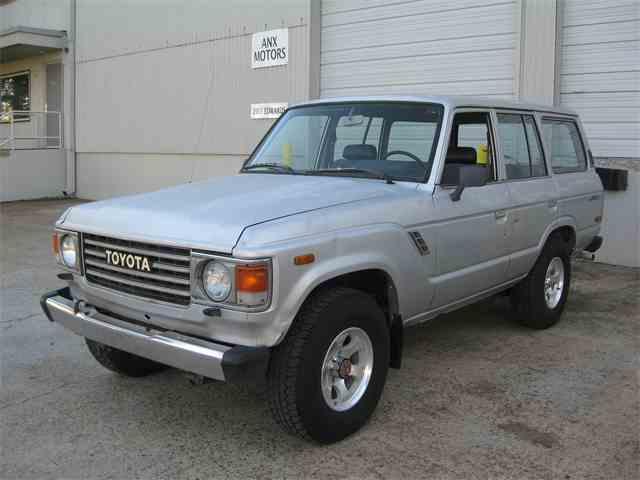 1985 Toyota Land Cruiser FJ | 1040355