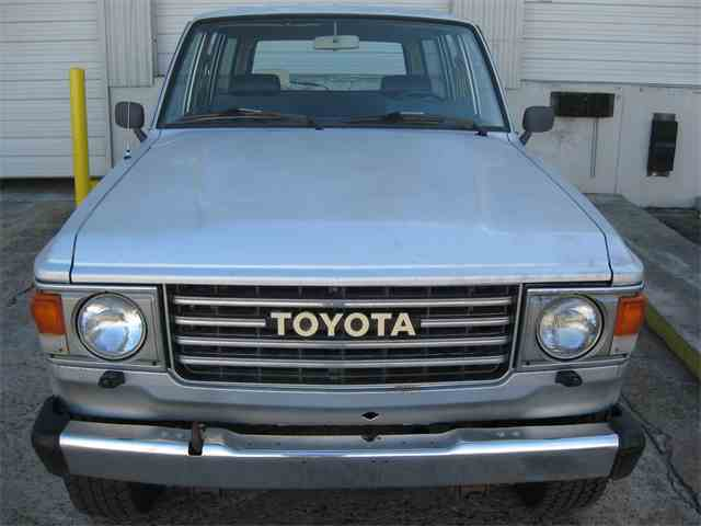 Picture of '85 Land Cruiser FJ - MAQR