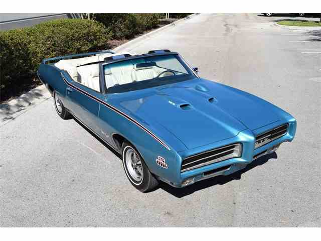 1969 Pontiac LeMans GTO Judge Convertible Tribute | 1043550