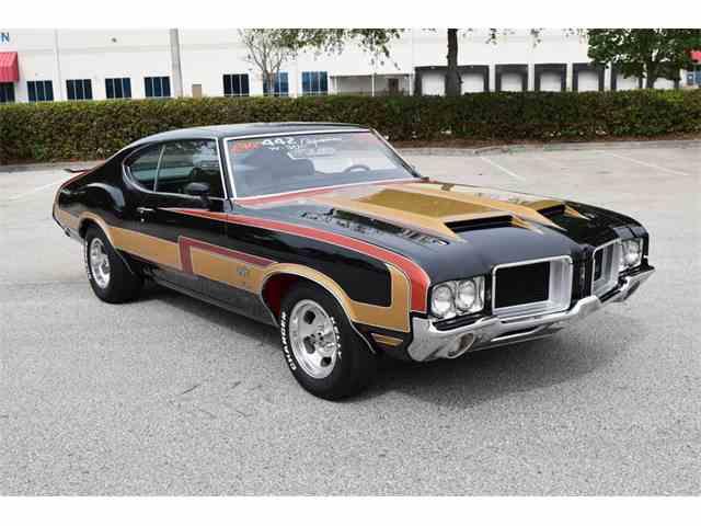 1971 Oldsmobile 442 | 1043555