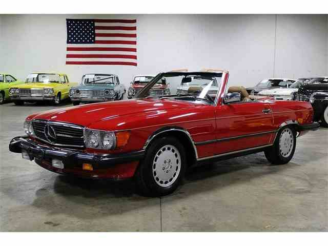 1989 Mercedes-Benz 560SL | 1043557