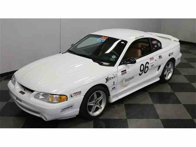 1995 Ford Mustang Cobra Prototype | 1043558