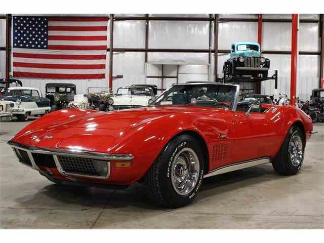 Picture of '70 Corvette - MD7U
