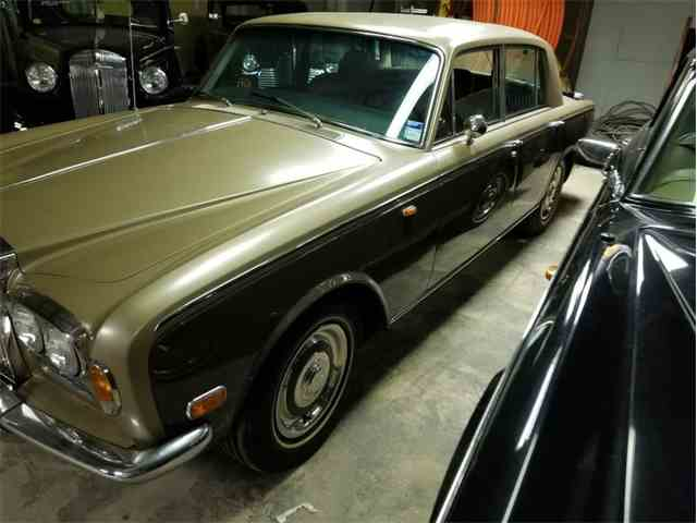 1979 Rolls-Royce Silver Shadow II Saloon | 1043563