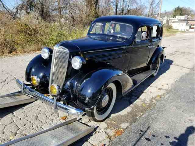 1936 Chevrolet Standard Town Sedan | 1043568