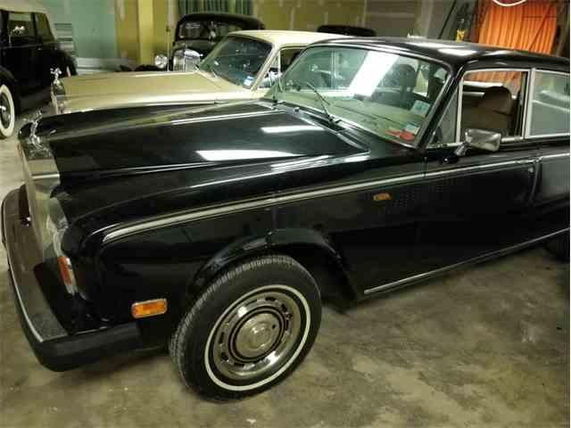 1972 Rolls-Royce Silver Shadow II Saloon | 1043569