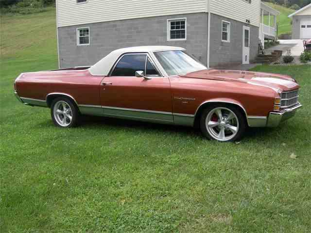 1971 Chevrolet El Camino | 1040357