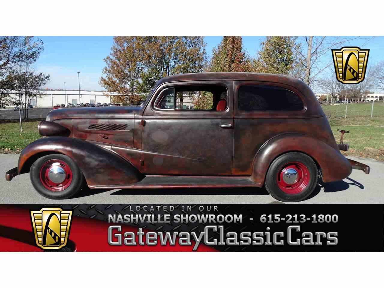 1937 Chevrolet 2-Dr Coach for Sale   ClassicCars.com   CC-1043571