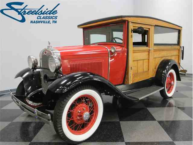 Picture of Classic '31 Ford Model A Offered by Streetside Classics - Nashville - MD8A