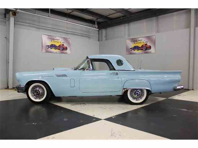 1957 Ford Thunderbird | 1040358