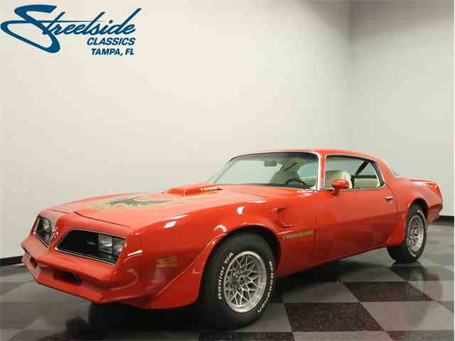 1978 Pontiac Firebird Trans Am | 1043598