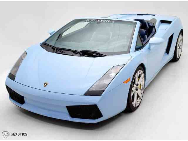 2007 Lamborghini Gallardo | 1043600