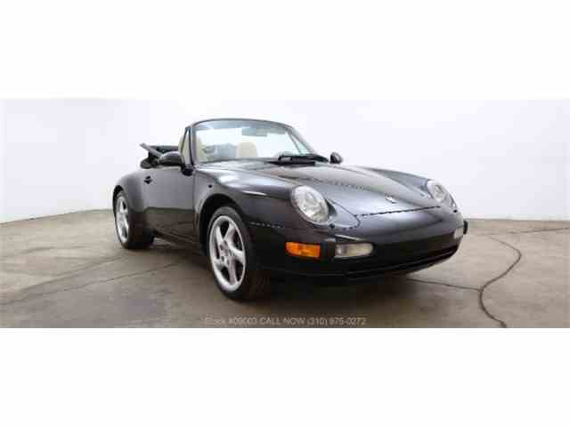 Picture of '97 Porsche 993 located in California Offered by Beverly Hills Car Club - MD94