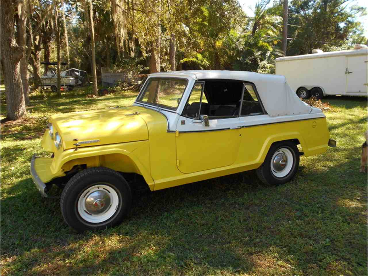 1967 jeep commando 4 x 4 convertible for sale for Classic american convertibles for sale