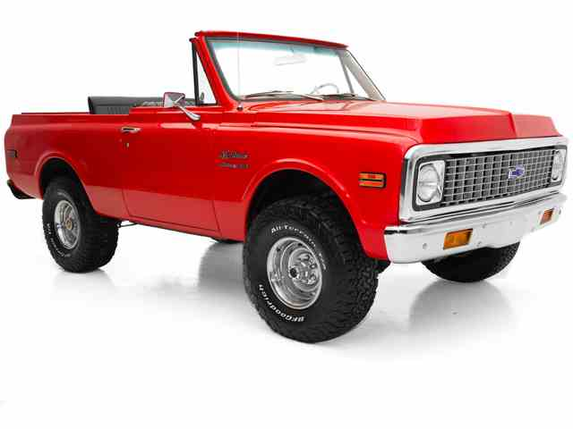 Picture of '71 Blazer - MD9C