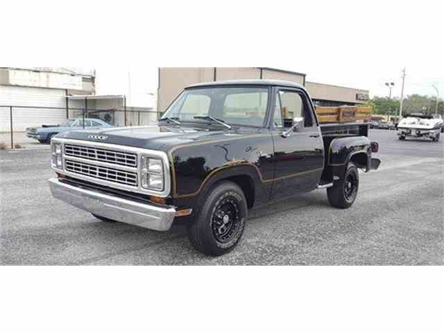 1979 Dodge D100 Warlock II Pickup | 1043619