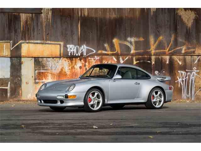 1996 Porsche 993 C4S Coupe | 1040362