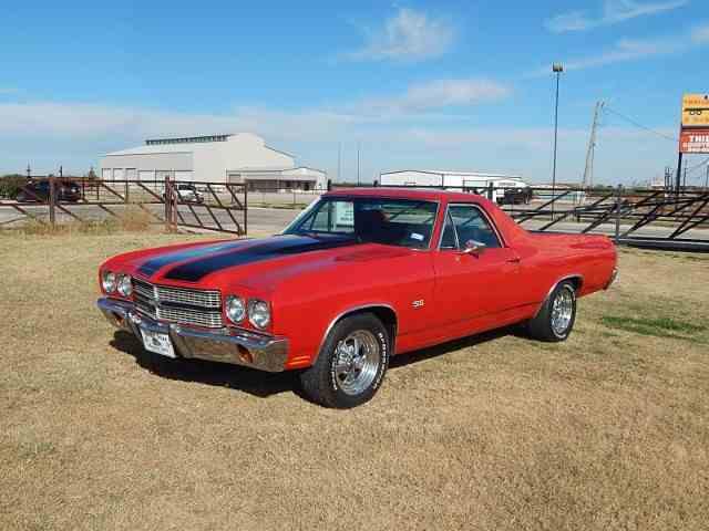 1970 Chevrolet El Camino | 1043621
