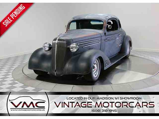 1936 Chevrolet 5-Window Coupe | 1043623