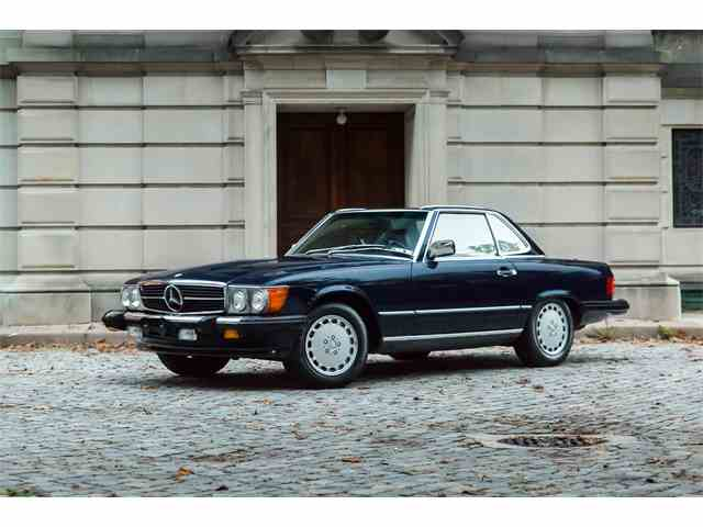 1988 Mercedes-Benz 560SL | 1040363
