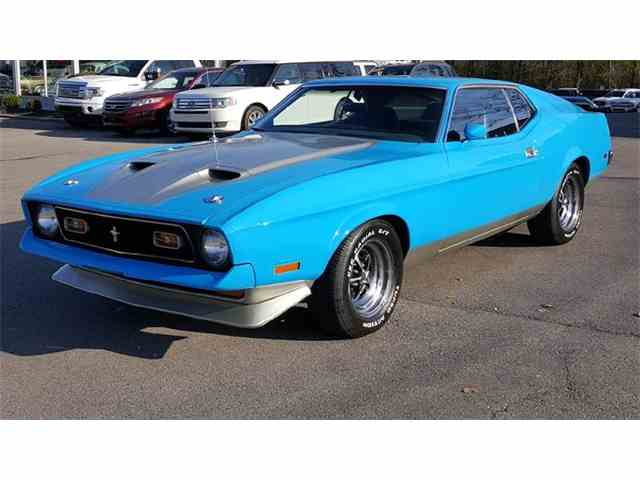 1971 Ford Mustang | 1043630
