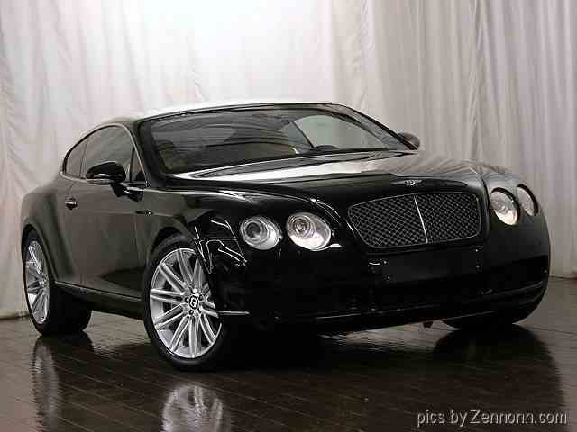 2005 Bentley Continental | 1043640