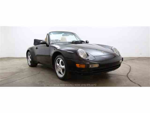 Picture of 1996 Porsche 993 located in Beverly Hills California Offered by Beverly Hills Car Club - MDA2