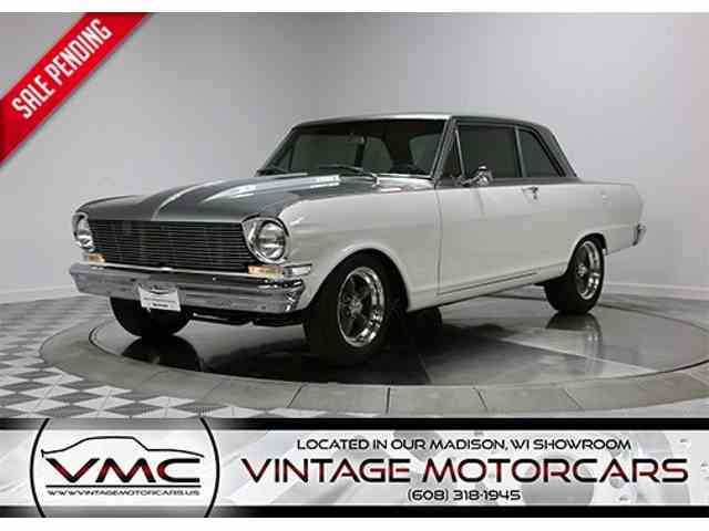 1962 Chevrolet Chevy II Nova | 1043643