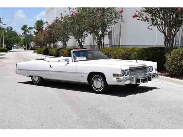 1974 Cadillac Eldorado | 1043646