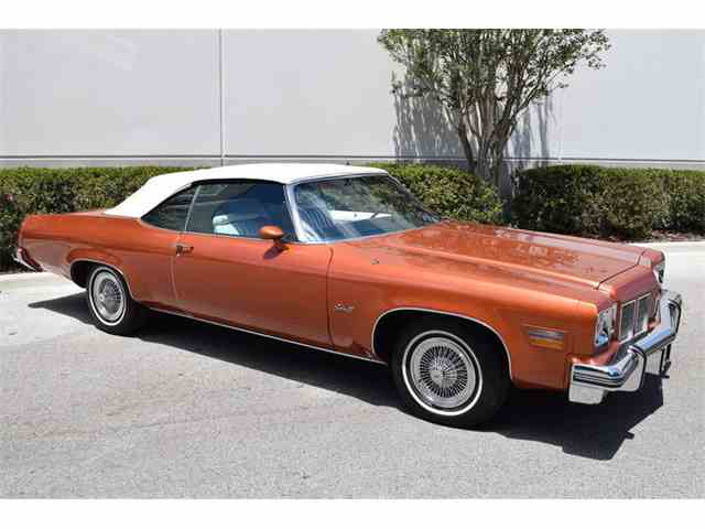 1975 Oldsmobile Delta 88 Royale Convertible | 1043648