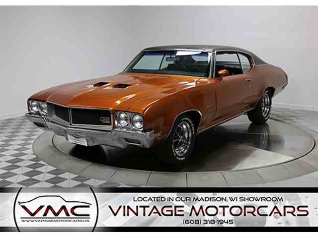 1970 Buick GS 455 | 1043651