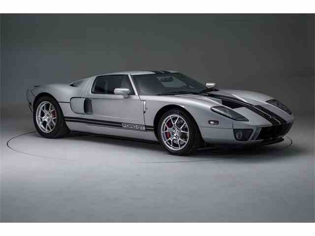 2005 Ford GT | 1043653