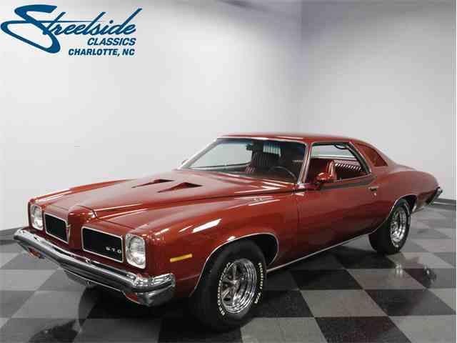 1973 Pontiac GTO | 1043665