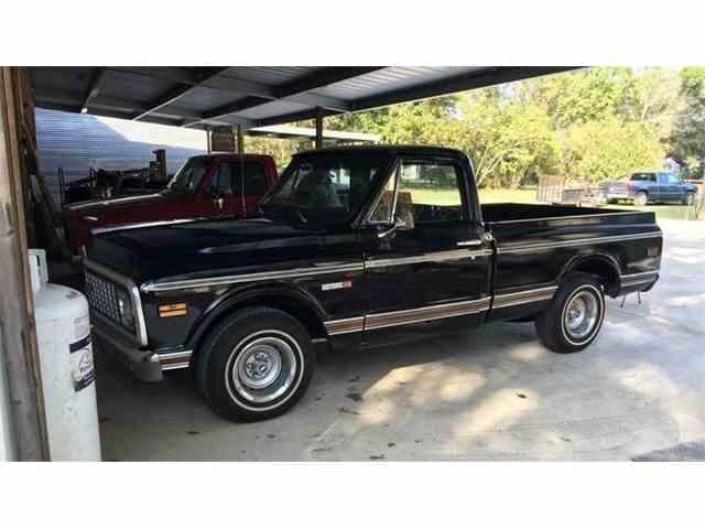 1972 Chevrolet C-Series | 1043666