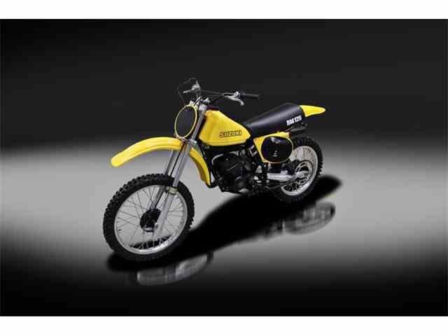 1978 Suzuki Motorcycle | 1040367