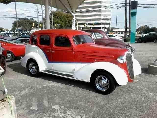 1936 Chevrolet Master Hot Rod | 1043670