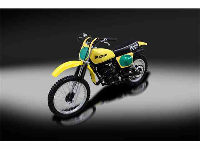 1978 Suzuki Motorcycle | 1040368