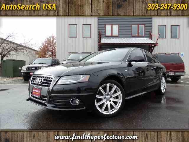 2012 Audi A4 | 1043698