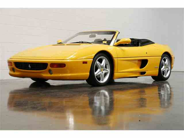 Picture of 1998 Ferrari 355 located in Costa Mesa California - $69,500.00 Offered by European Collectibles - MDBO